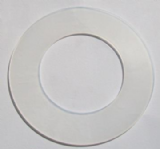 Penrex Plastic Poly Washer 1.1/2in Wide Flange - Pack of 5 - 54001721